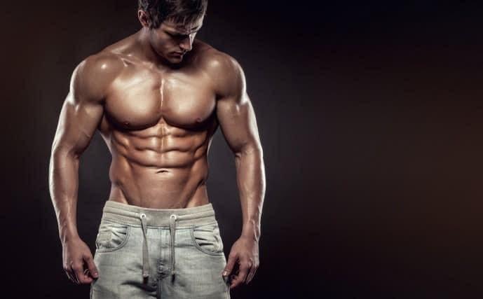 腹筋を鍛えるトランクカールの効果的なやり方
