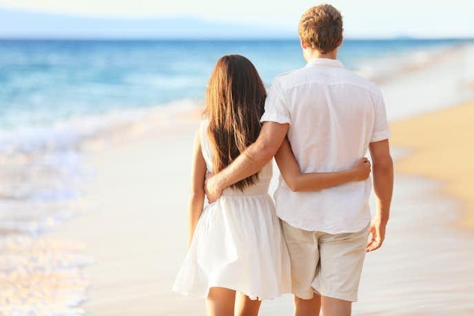 遠距離恋愛から結婚まで行くカップル