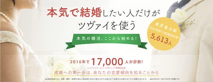 神戸市でおすすめの結婚相談所はツヴァイ