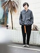 30代からの正解ファッション。気になるお腹周りを隠せる秋服コーデ編 | Smartlog