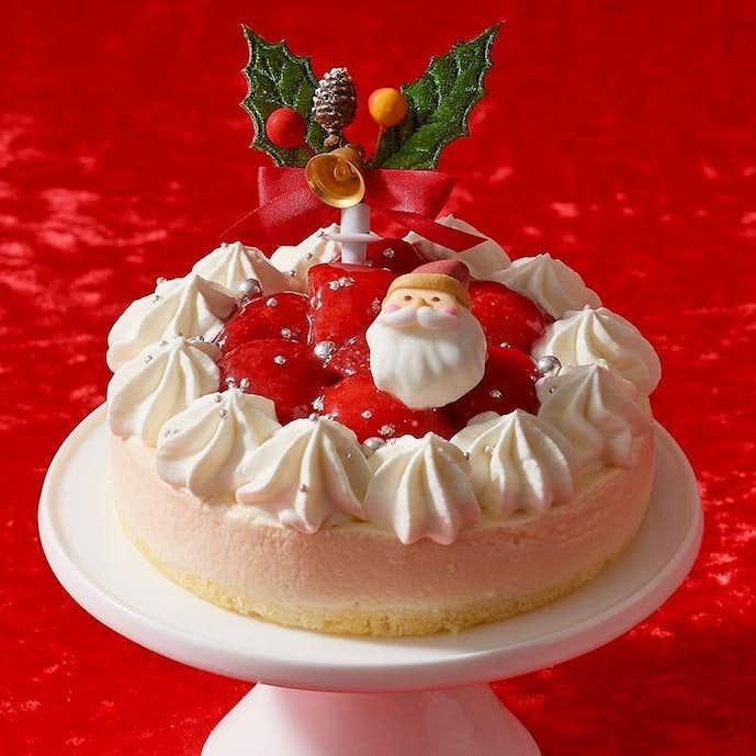 彼氏へのクリスマスプレゼントはルタオのクリスマスケーキ