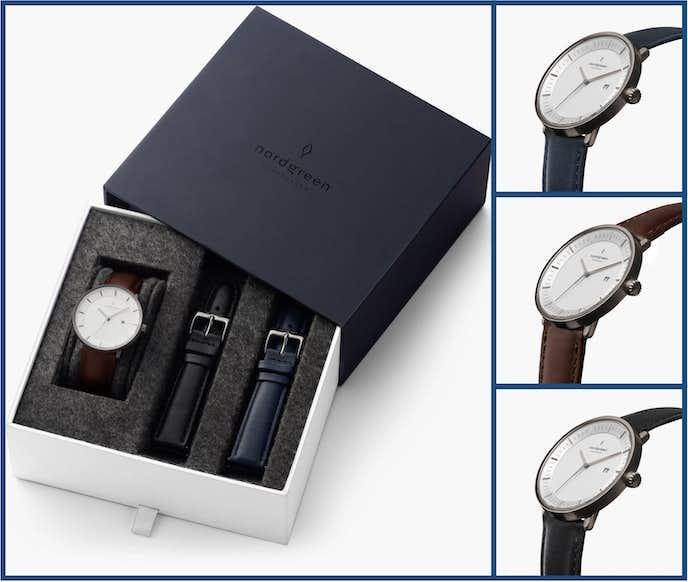 彼氏が喜ぶ腕時計のクリスマスプレゼント:Philosopher