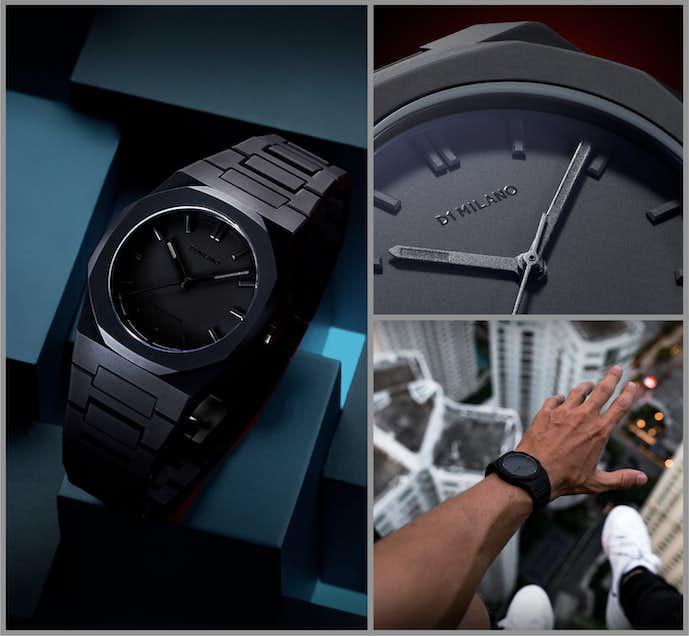 彼氏が喜ぶクリスマスプレゼントはD1ミラノの腕時計