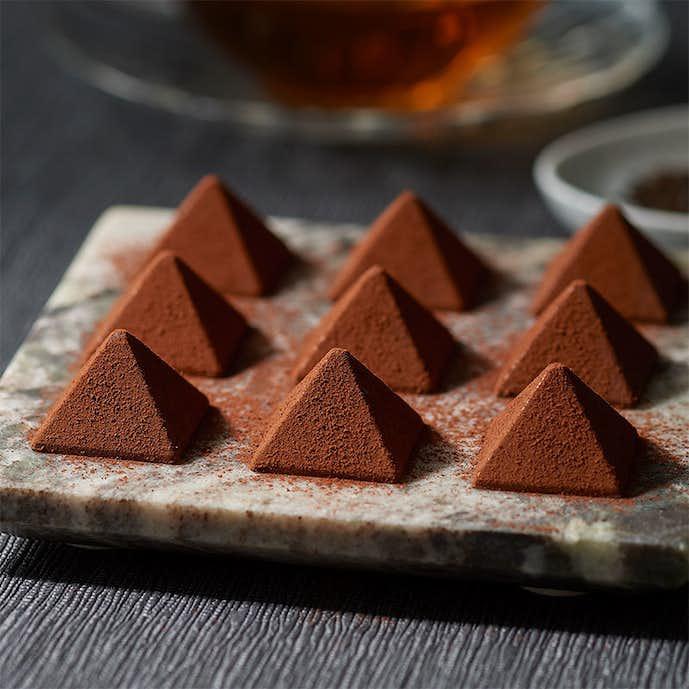 ホワイトデーのお返しのチョコレートにルタオのチョコレート