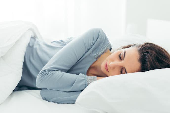可愛くなる方法で睡眠時間を削らないでしっかりねる