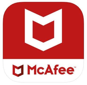 マカフィー モバイル セキュリティ ロゴ