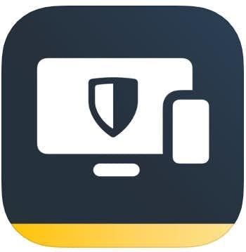 ノートン モバイルセキュリティ ロゴ