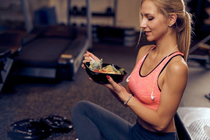筋 トレ 食事 タイミング