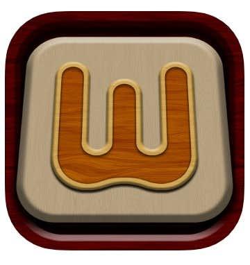 ウッディーパズル (Woody Puzzle) ロゴ