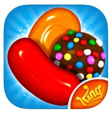 キャンディークラッシュ ロゴ