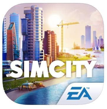 シムシティ ビルドイット (SIMCITY BUILDIT) ロゴ