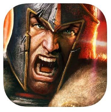 ゲーム・オブ・ウォー「Game of War」 ロゴ