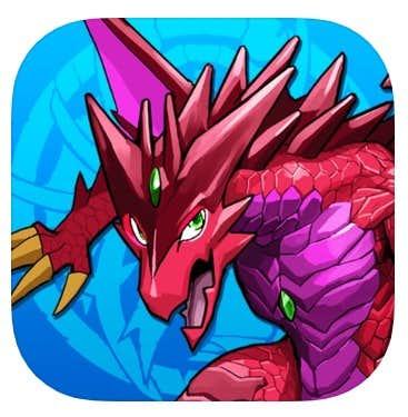 パズル&ドラゴンズ ロゴ