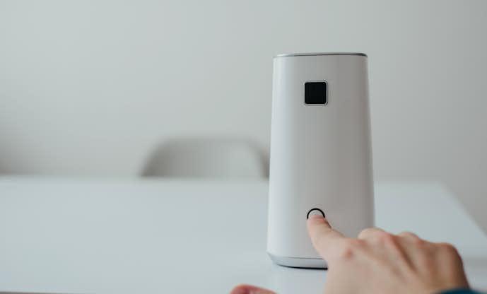 小型 空気 清浄 機