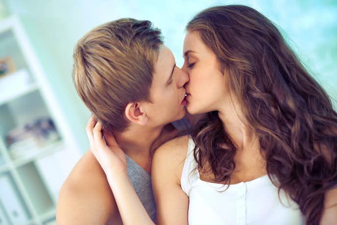 の 心理 キス 仕方