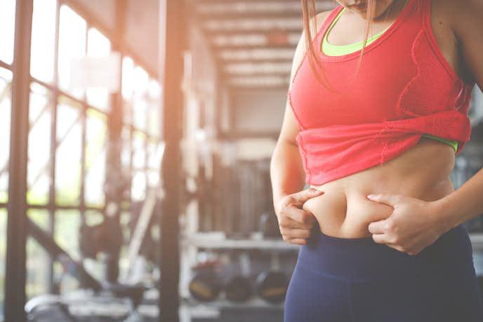トレ ダイエット 体重 増える 筋