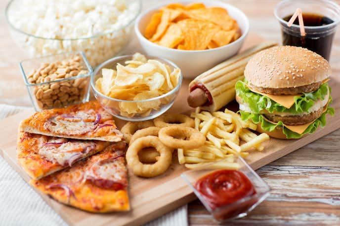 落とす を 食事 脂肪 の お腹