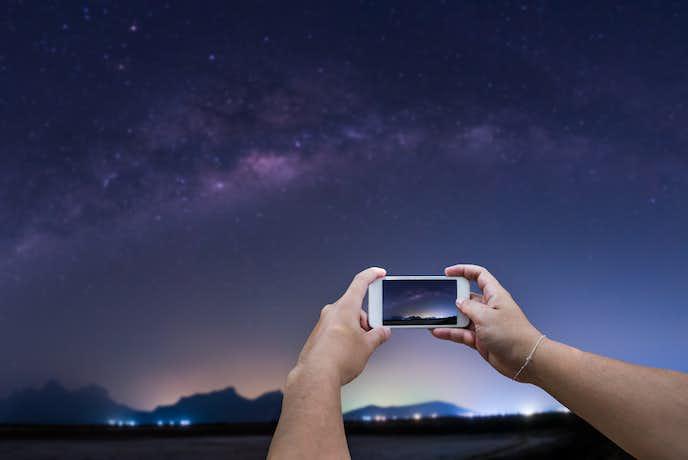 アプリ 天体 観測