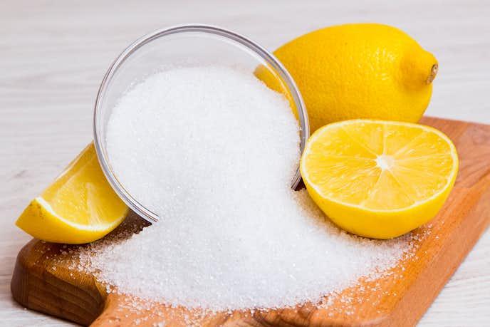 クエン酸が筋トレに与える効果|筋肥大にどんなメリットがある栄養素なのか? | Smartlog