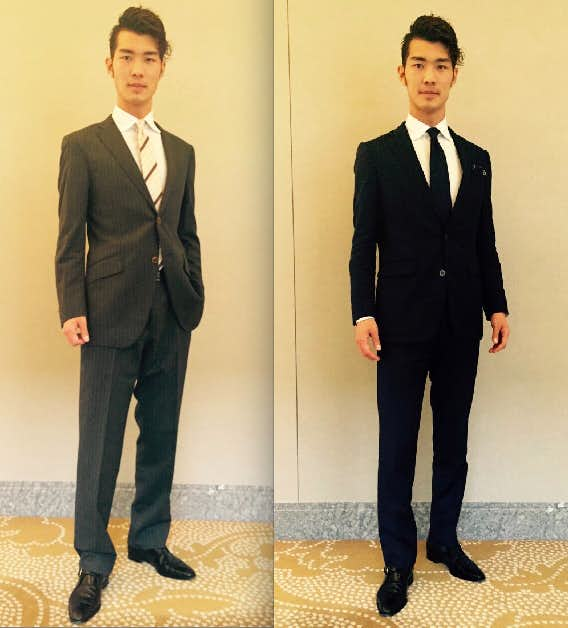 スーツ 比較