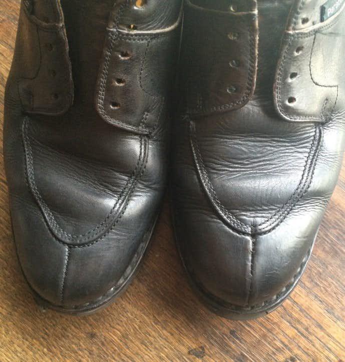 雨専用の靴