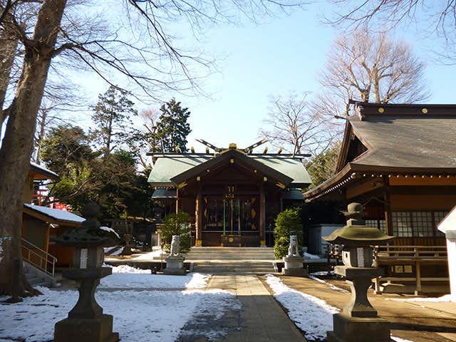 西台天祖神社