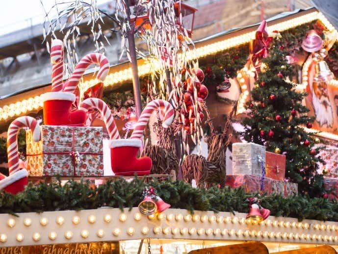 シュトットガルトのクリスマスマーケット
