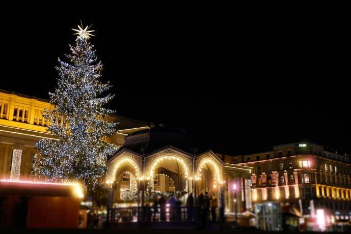 ドイツ・シュトットガルトのクリスマスマーケット