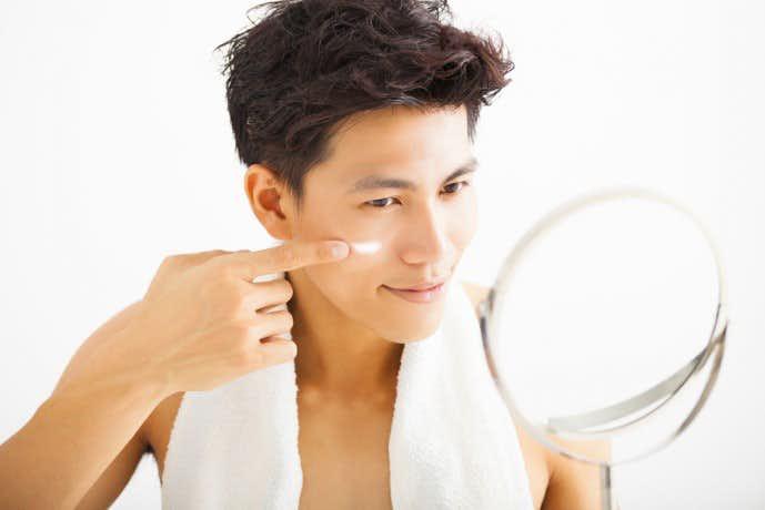 メンズにおすすめの化粧水