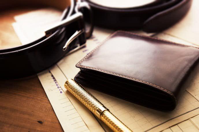 年末年始に財布を買う