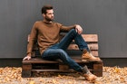 デニムパンツのおしゃれなメンズコーデ。ジーンズを使った男の着こなし集 | Smartlog
