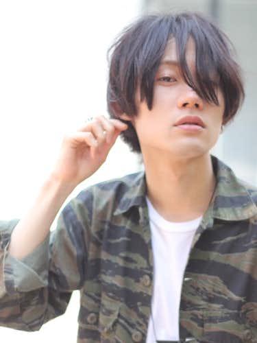 生田斗真 髪型