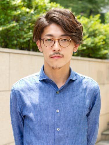 秋 髪型 メンズ