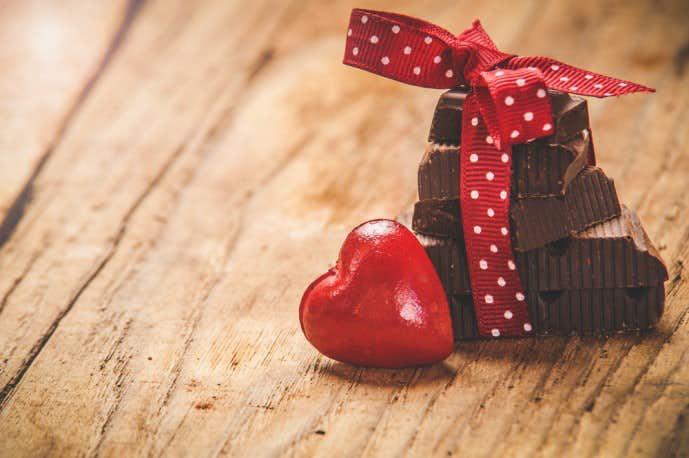 逆チョコや逆バレンタインを贈ろう