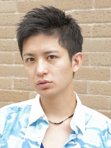 メンズ 髪型 ソフトモヒカン