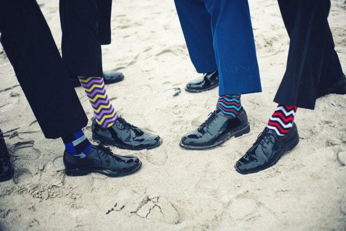 足元のおしゃれは、最高の靴下ブランドに任せて。