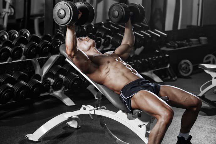 大胸筋下部の効果的な鍛え方