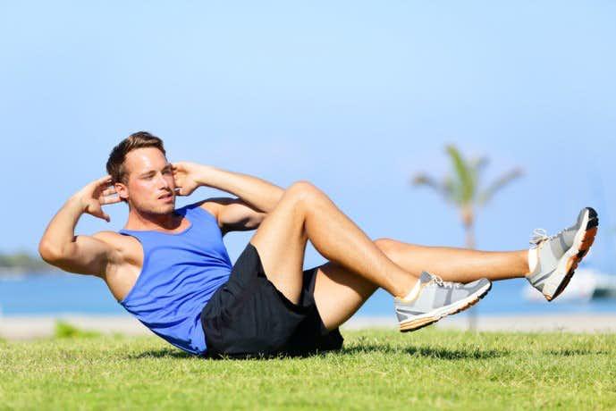 腹筋ワンダーコア 使い方 トレーニング