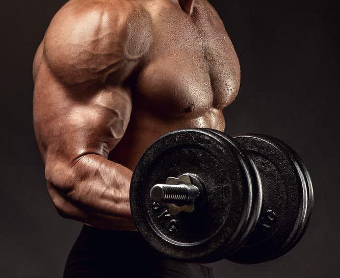 胸筋下部 筋トレ 筋肉 怪我 ダンベル