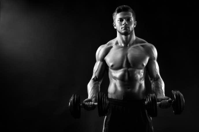 効果的に筋肥大できる筋トレメニュー