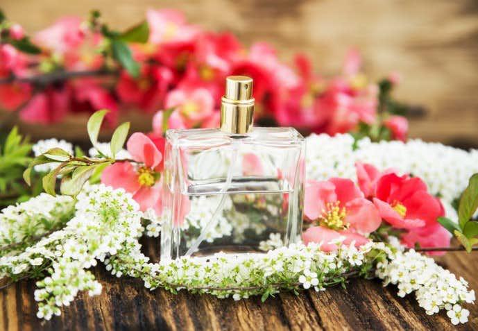 香水 使い方