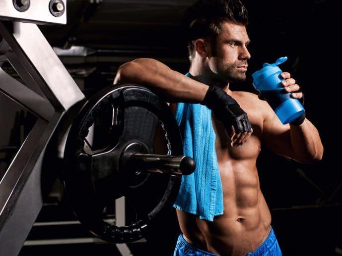 筋肉の付け方 プロテイン