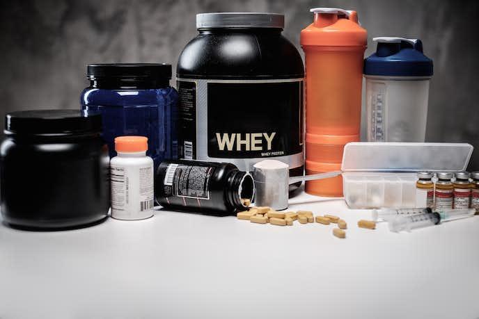 筋肉の付け方 ホエイプロテイン