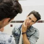 面長の顔に似合う髪型12選。前髪セットでメンズの悩みは解消できる   Smartlog