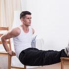 上腕三頭筋を強化する「リバースプッシュアップ」の正しいやり方 | Smartlog