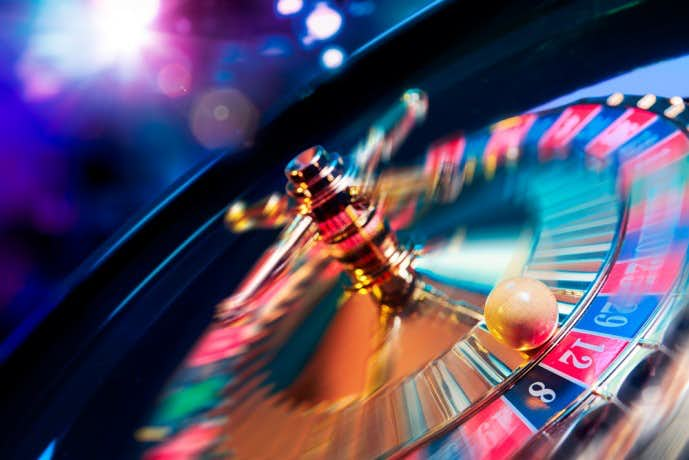 ギャンブルが大好きな男