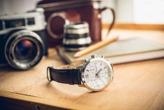 50,000円以下で買えるビジネス時計