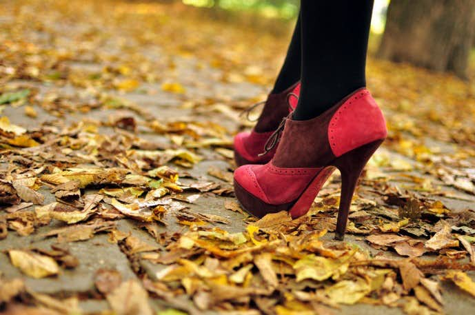 秋は恋が育まれる季節