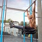 【上級トレーニング】全身を鍛えられるL字懸垂の正しいやり方&コツ | Smartlog