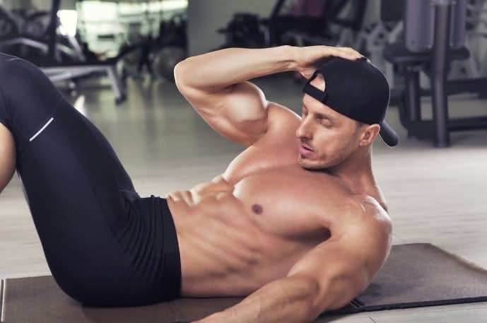 腹筋の超回復に効果的な鍛え方